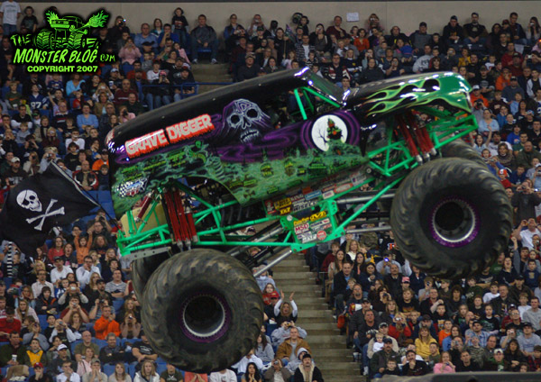 Bigfoot, built in and debuted in , is regarded as the original monster truck. Other trucks with the name