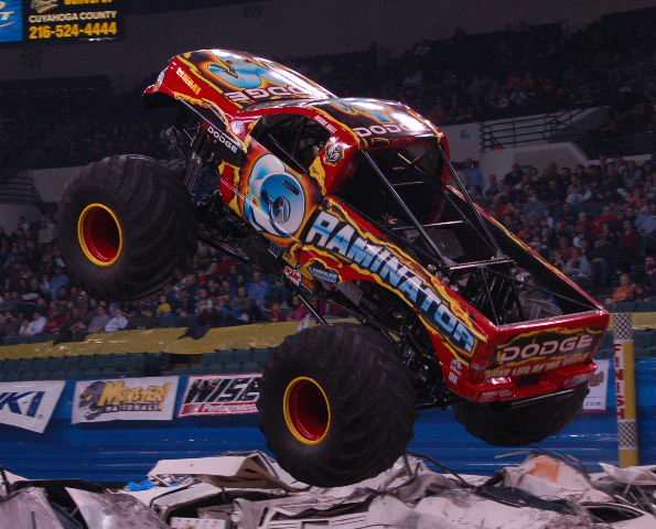 The Monster Jam® Pit Party provides unprecedented access to the Monster Jam trucks and drivers. This unique experience in the world of motorsports gives you access to see the trucks up close, take pictures, meet the drivers and get their autographs.