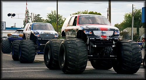 Themonsterblog Com We Know Monster Trucks