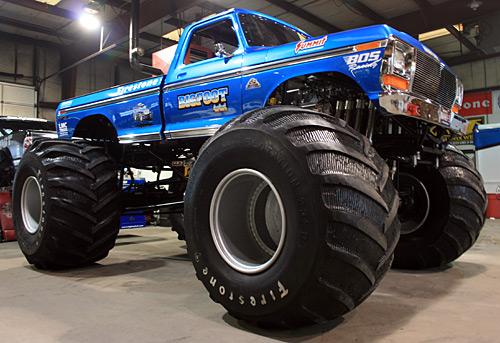 Monster Jam Las Vegas >> TheMonsterBlog.com - We Know Monster Trucks!