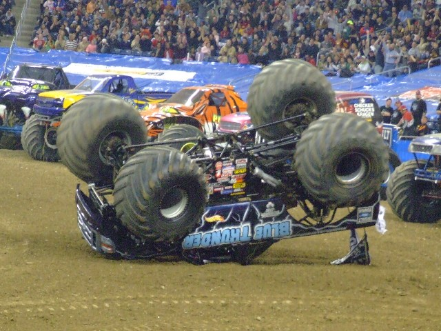 ford field monster jam. Black Bedroom Furniture Sets. Home Design Ideas